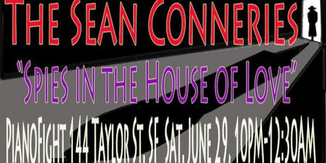 Spies in the House of Love tickets