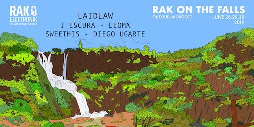 RAK Electronik on the Falls - Ouzoud 28/29/30 of June