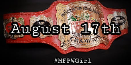 MFPW Girl Tournament tickets