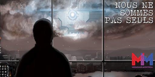 Megagame Montréal - Nous ne sommes pas seuls 8