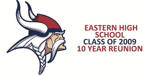 EHS Class '09 10 Year Reunion
