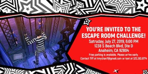 Escape Room: Jamie's Bridal Shower Party