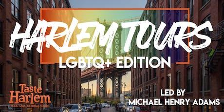 TASTE HARLEM: Pride In Harlem Renaissance Tour tickets