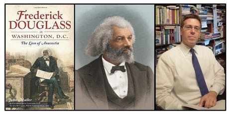 Frederick Douglass & The Anacostia Community Guided Walking Tour tickets