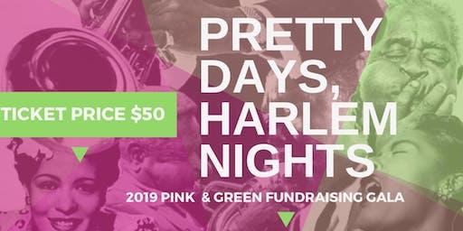 Alpha Kappa Alpha Sorority, Inc. Tau Iota Omega Chapter 2019 Pink & Green Gala
