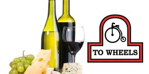 To Wheels Wine and Cheese for LCC 2019