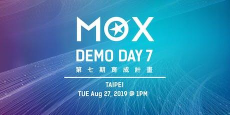 MOX 7 Demo Day: Taipei tickets