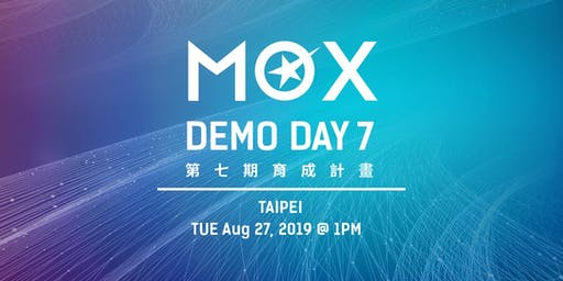 MOX 7 Demo Day: Taipei