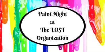 $15 Paint Night for Mental Health