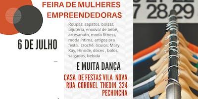 FEIRA DE MULHERES EMPREENDEDORAS
