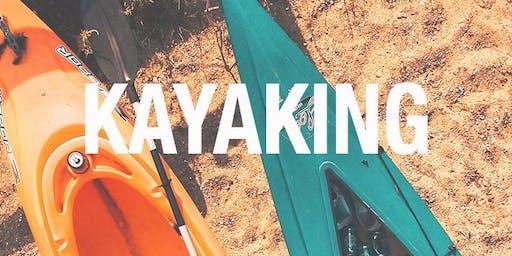 Kayaking Old Mill