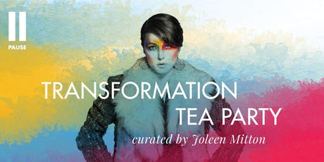 ISF2019: Transformation Tea Party tickets