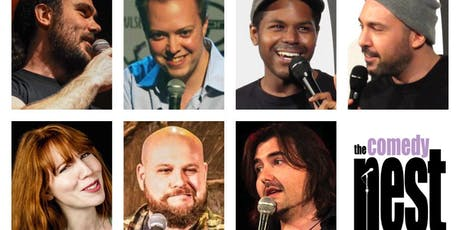 Sunday Funday - June 16th at The Comedy Nest tickets
