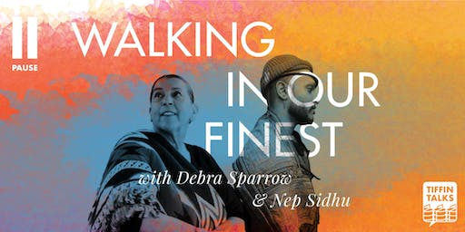ISF2019: Tiffin Talks: Walking in Our Finest