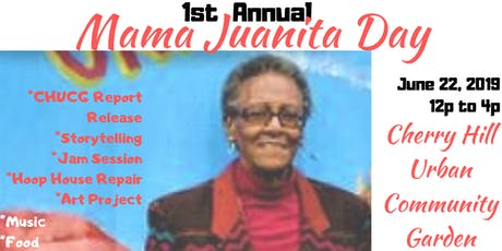 Mama Juanita Day Celebration tickets