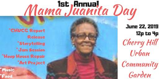 Mama Juanita Day Celebration