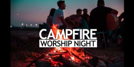 July 8th #NoPlaceLeft SoFlo Campfire Worship Night!