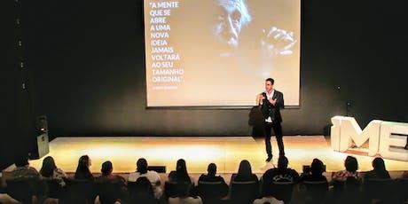 PALESTRA MENTE VENCEDORA - INTELIGÊNCIA EMOCIONAL & CONSCIENCIAL em GRAVATAÍ  ingressos