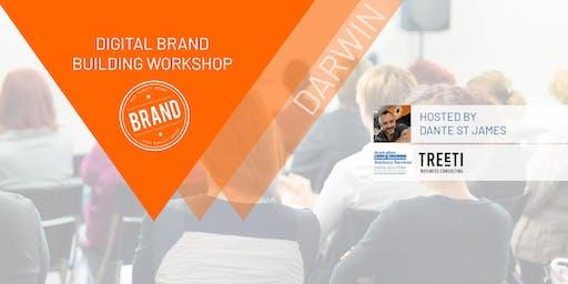 [Darwin] Digital Brand Building Workshop