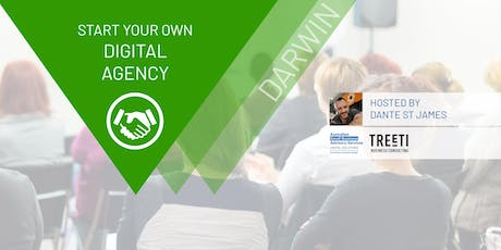 [Darwin] Start your own Digital Agency tickets