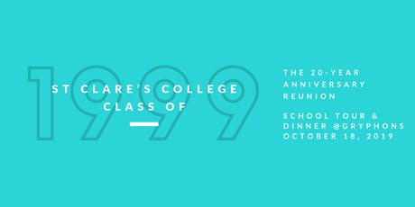 Class of 1999 Reunion tickets