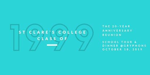 Class of 1999 Reunion