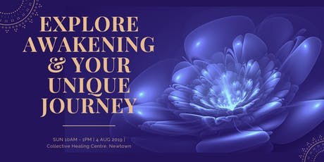 Explore Awakening & Your Unique Journey tickets