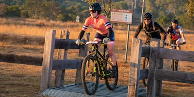 Brisbane Valley Rail Trail 12-hour E2E Extreme Challenge Ride 2019