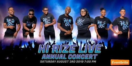 Hi Rize Annual Concert tickets
