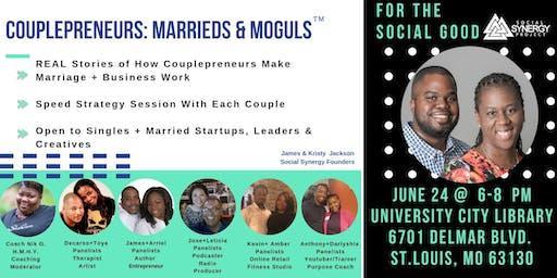 Couplepreneurs: Marrieds + Moguls