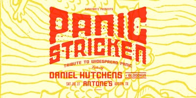 Panic Stricken (Widespread Panic Tribute) featuring Daniel Hutchens
