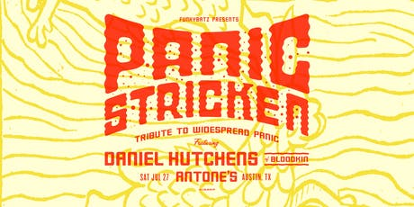 Panic Stricken (Widespread Panic Tribute) featuring Daniel Hutchens tickets