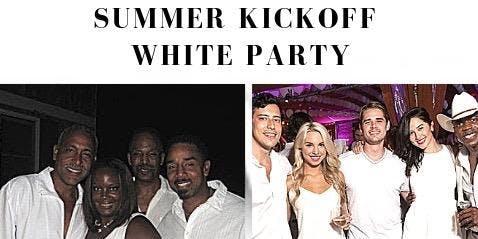 Martha's Vineyard Summer Kickoff White Party Friday, 6/28/19