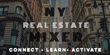 "NY's Realty Entrepreneur Mixer ""The Ashland"" BROOKLYN tickets"