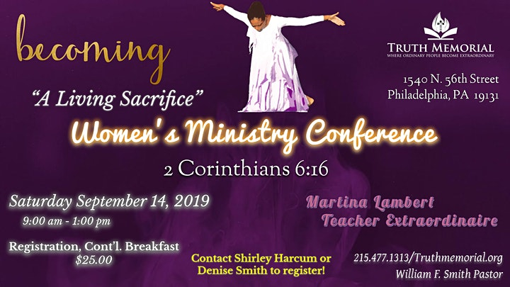 Women's Ministry Conference image