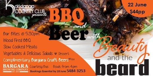 BBQ & Beer