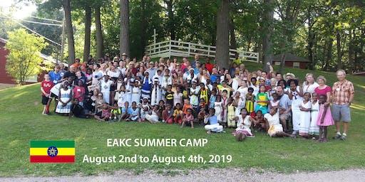EAKC Summer Camp