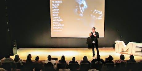 PALESTRA MENTE VENCEDORA - INTELIGÊNCIA EMOCIONAL & CONSCIENCIAL em NOVO HAMBURGO ingressos