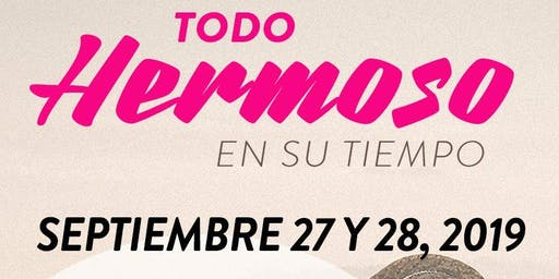 Conferencia de Damas 2019 (Early Registration)