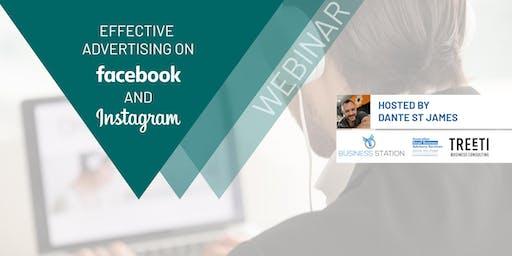 [Webinar] Effective Advertising on Facebook & Instagram