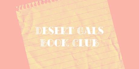 Desert Gals Book Club  tickets