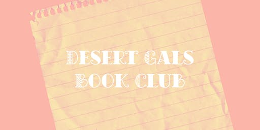 Desert Gals Book Club