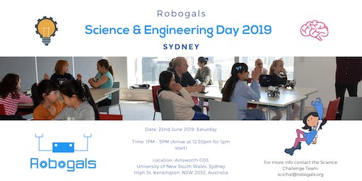 Sydney Science and Engineering Day [June 2019]