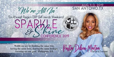 FGBCF SW Region Sparkle & Shine Conference 2019  tickets