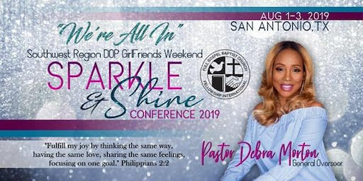 FGBCF SW Region Sparkle & Shine Conference 2019