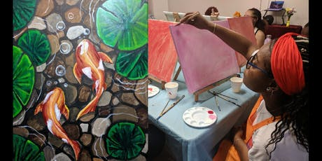 Paint and Sip Series tickets