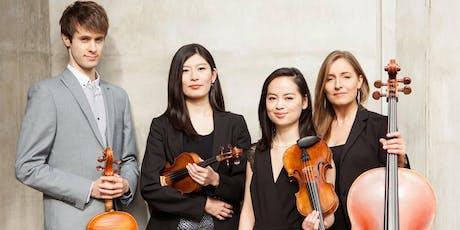 Berwick Music Series 2019. Concert by the Dulcinea Quartet tickets