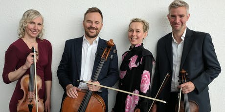 Berwick Music Series 2019. Concert by the Frankland Quartet tickets