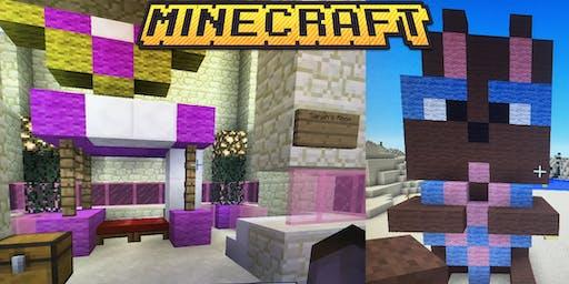 Minecraft - Monday 1st July