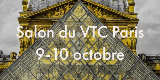 Salon du VTC Paris 2019